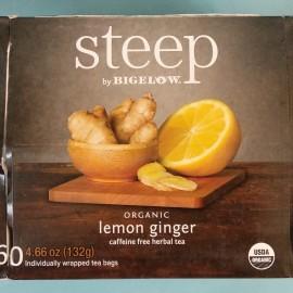 天然檸檬薑茶 獨立包装 60包